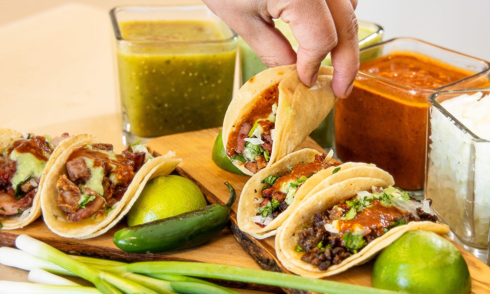 Tacos Don Ramon